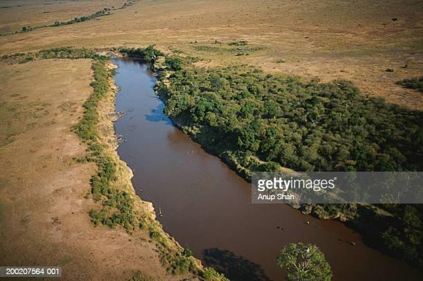 Mara River, Masai Mara, Kenya