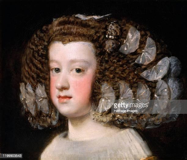 María Teresa Infanta of Spain 165154 Artist Diego Velasquez