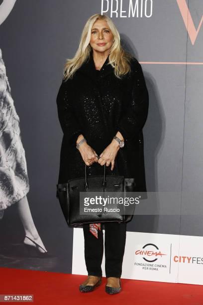 Mara Venier attend The Virna Lisi Award at Auditorium Parco Della Musica on November 7 2017 in Rome Italy