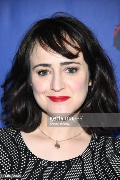 """Mara Wilson at the opening night performance of """"Les Misérables"""" at the Pantages Theatre on May 09, 2019 in Hollywood, California."""