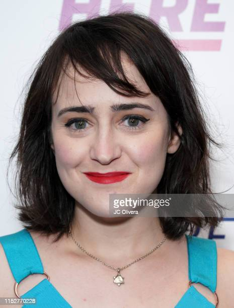 Mara Wilson attends Lambda Legal West Coast Liberty Awards at SLS Hotel on May 30, 2019 in Beverly Hills, California.