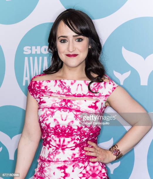 Mara Wilson attends the 9th Annual Shorty Awards at PlayStation Theater on April 23, 2017 in New York City.