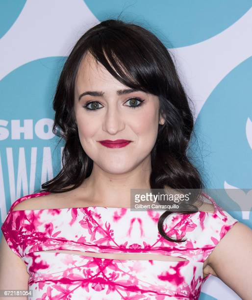 Mara Wilson attends the 9th Annual Shorty Awards at PlayStation Theater on April 23 2017 in New York City