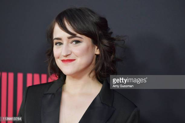 "Mara Wilson attends the premiere of BBC America and AMC's ""Killing Eve"" Season 2 at ArcLight Hollywood on April 01, 2019 in Hollywood, California."