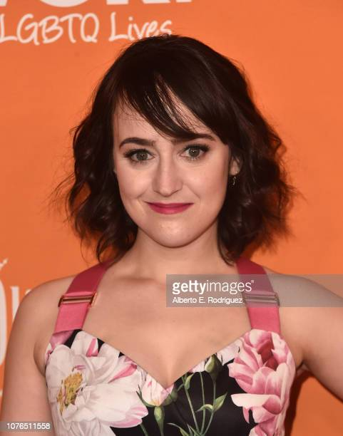 Mara Wilson attends The Trevor Project's TrevorLIVE Gala at The Beverly Hilton Hotel on December 02 2018 in Beverly Hills California
