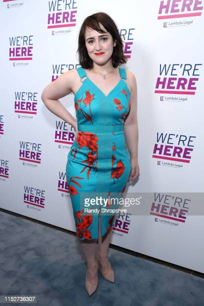 Mara Wilson attends the West Coast Liberty Awards at SLS Hotel on May 30, 2019 in Los Angeles, California.