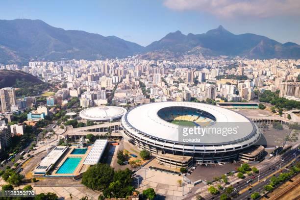 stade maracanã - championnat de sport photos et images de collection