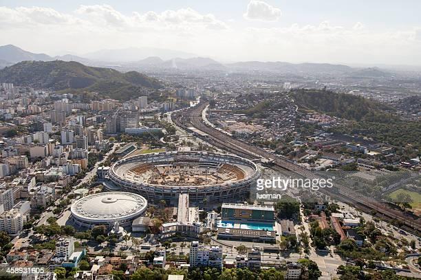 Maracana-Stadion, reformiert