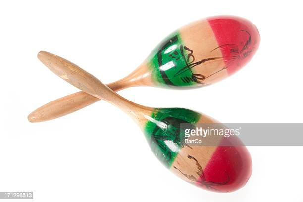 maraccas - maraca stock photos and pictures