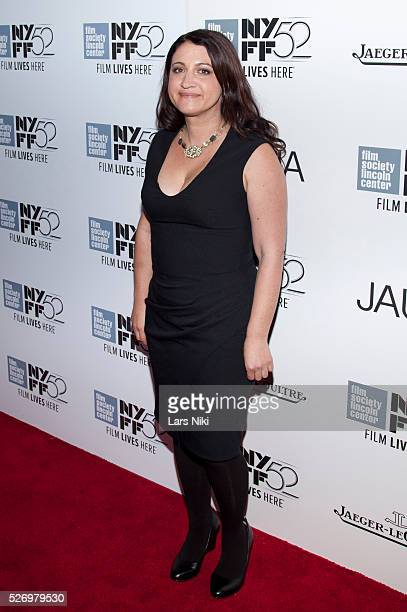 Marah Strauch attends the Sunshine Superman premiere at Alice Tully Hall during the 52nd New York Film Festival in New York City �� LAN