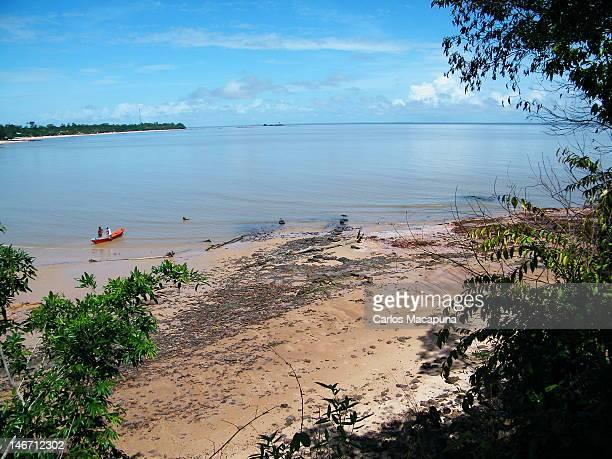 Marahu Beach - Island Mosqueiro (Belém do Pará