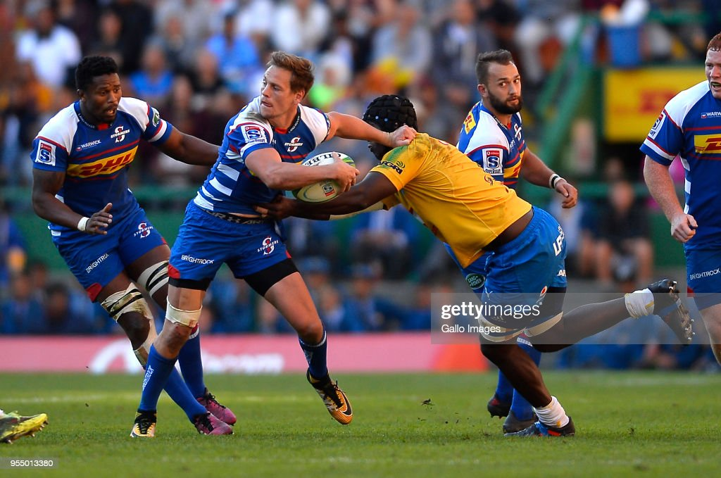 Super Rugby Rd 12 - Stormers v Bulls : News Photo