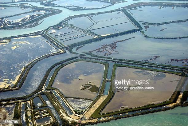 marano lagoon - laguna foto e immagini stock
