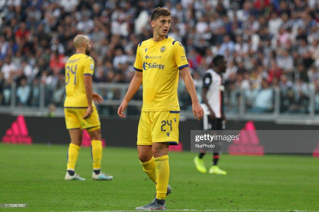 Juventus v Hellas Verona - Serie A : News Photo
