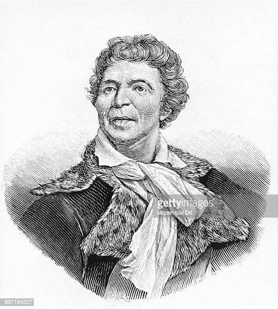Marat JeanPaul 17441793 physicianrevolutionist france member of the jacobinscordeliers and the montagnards contemp portrait
