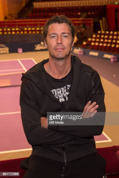 Marat Safin launches the return of Champions Tennis at the Royal Albert Hall