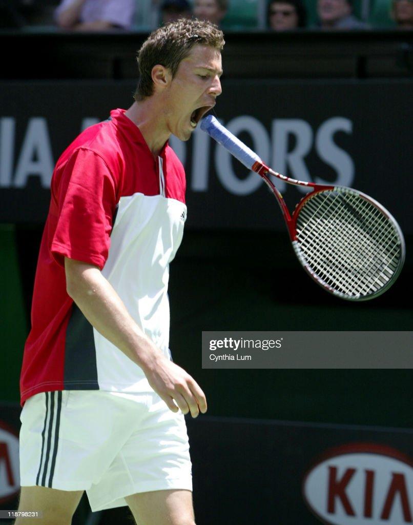 2004 Australian Open - Men's Singles - Third Round - Marat Safin vs Todd Martin