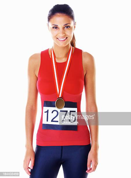 Marathon medalist