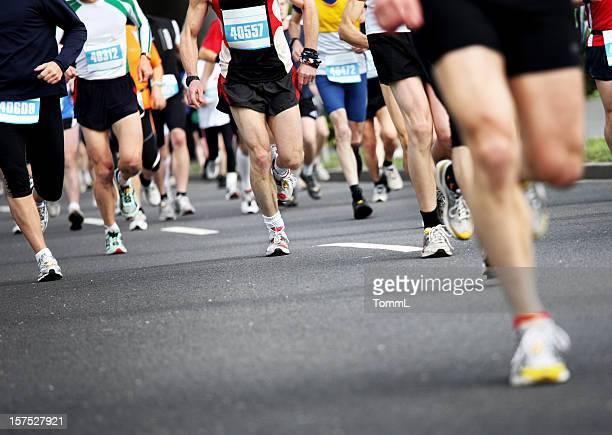 marathon - marathon stock pictures, royalty-free photos & images