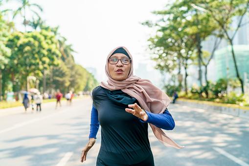 Marathon Runner and Cancer Survivor - gettyimageskorea