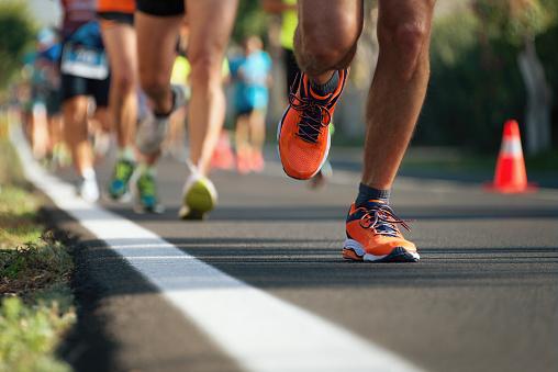 Marathon running 950019508