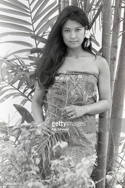Marayat Andriane Thai actress and author of erotic novel Emmanuelle which she wrote with her French diplomat husband and published under the name of...
