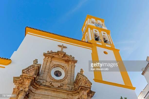 Marbella, Costa del Sol, Spain. Church.