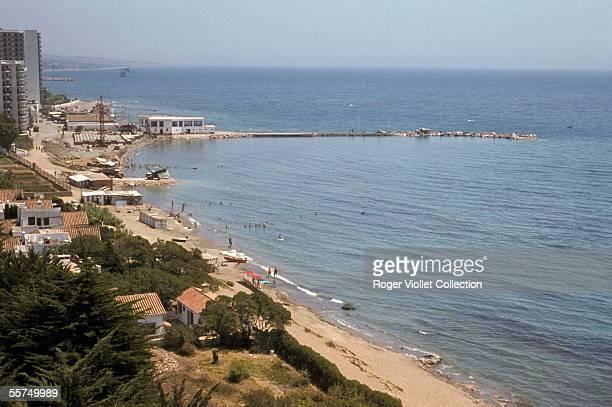 Marbella The beach
