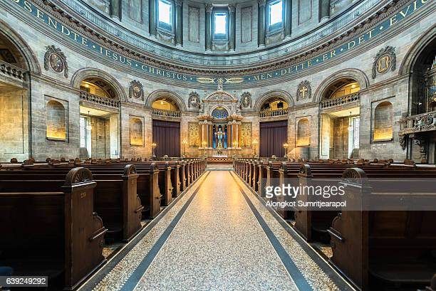 Marble Church, Copenhagen, Denmark
