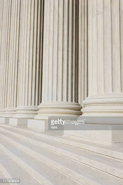 marble columns - colonnade stock pictures, royalty-free photos & images