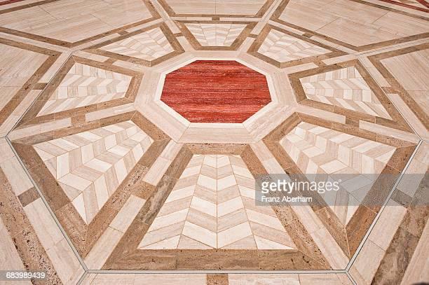 Marble floor, Oman