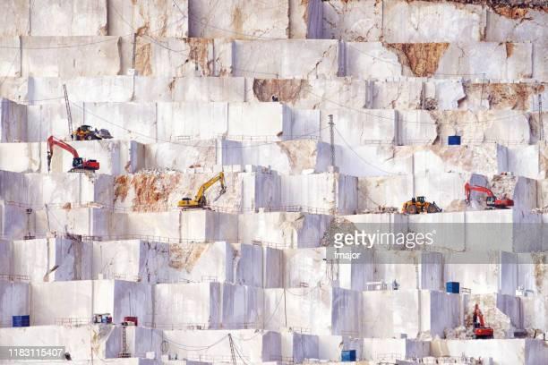 marmor brytning - brott bildbanksfoton och bilder