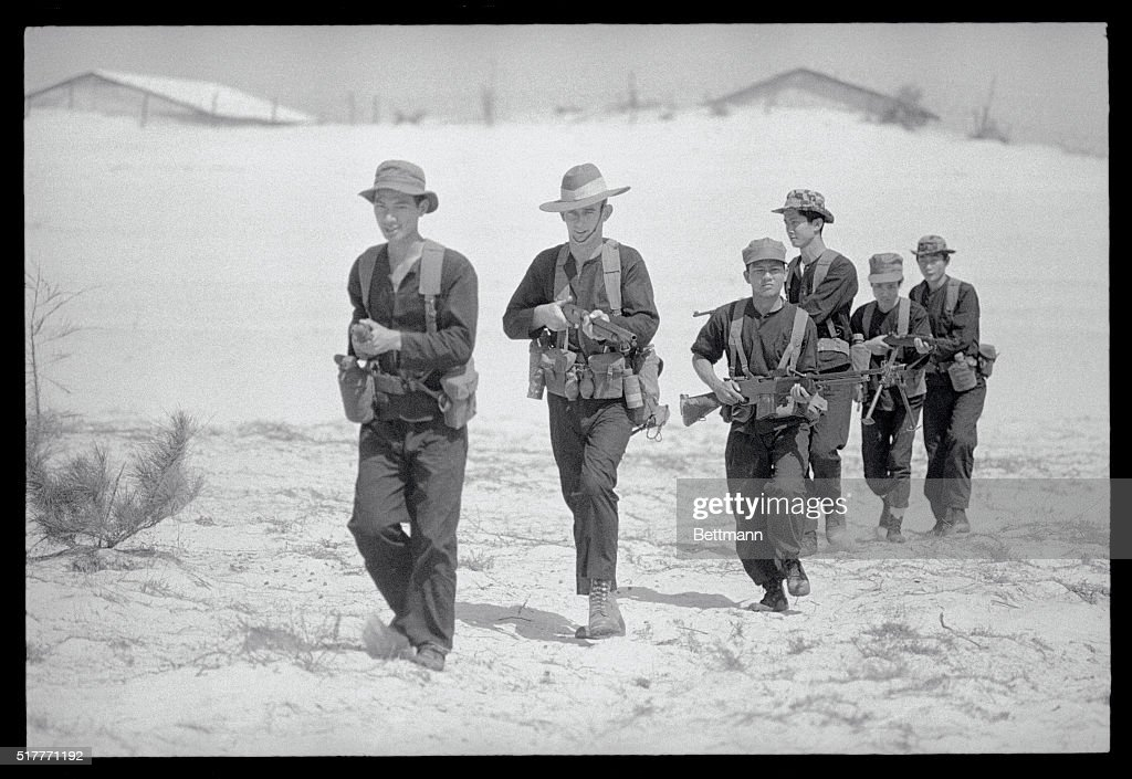 Australian-Trained Chinese Soldiers   News Photo e54e8bd0366c