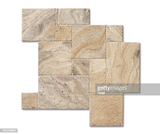 大理石の - トラバーチン ストックフォトと画像