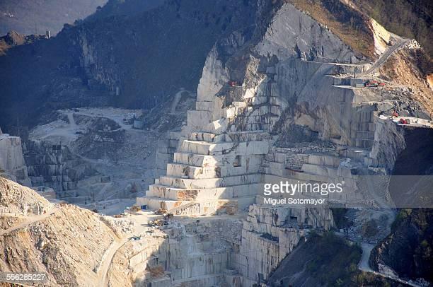 Marble Quarry of Carrara