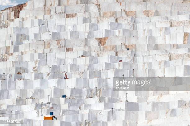 大理石採石場 - 石切場 ストックフォトと画像