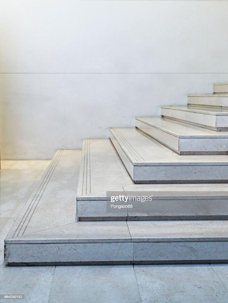 Marble Staircase : Stock Photo