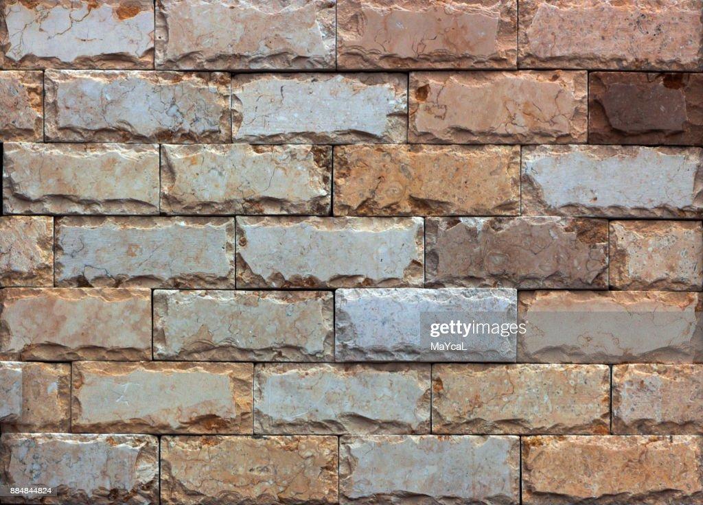 Marble Texture Decorative Brick Wall Tiles Made Of Natural