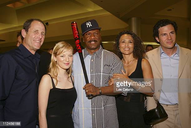 Marc Abraham Producer Sarah Polley Ving Rhames wife Deborah and Eric Newman Producer
