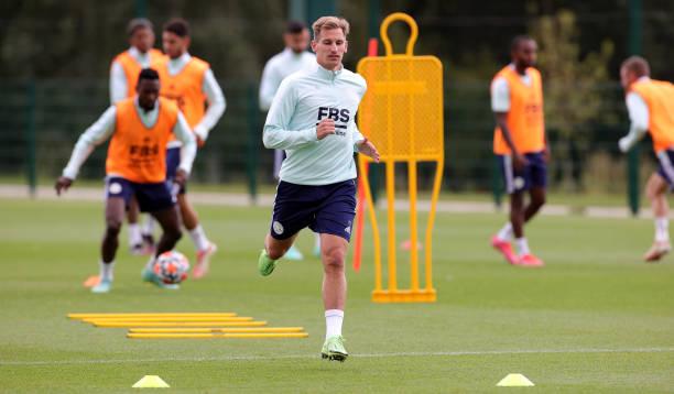 GBR: Leicester City Pre-Season Training