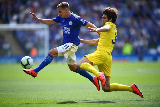 GBR: Leicester City v Chelsea FC - Premier League