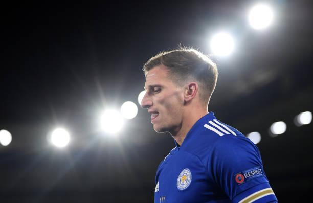 GBR: Leicester City v Slavia Praha  - UEFA Europa League Round Of 32 Leg Two