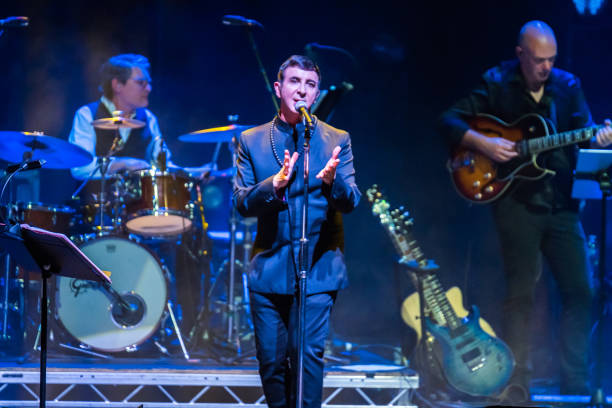 GBR: Marc Almond Performs At The Eventim Apollo