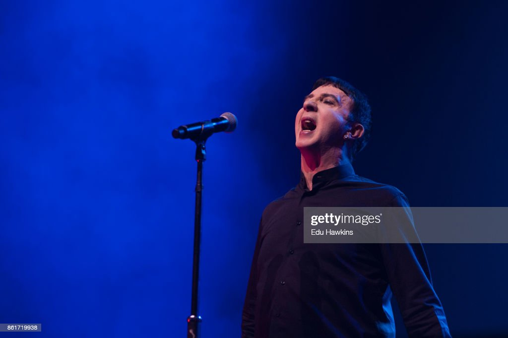 Marc Almond Performs At New Theatre, Oxford : News Photo