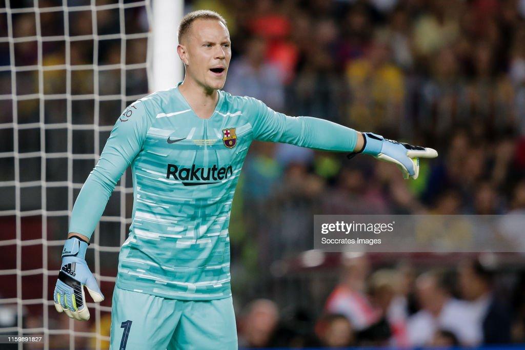 FC Barcelona v Arsenal - Club Friendly : ニュース写真