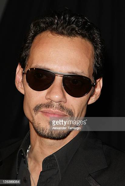 Marc Anthony Birthday Celebration In Miami Stock Photos And Pictures