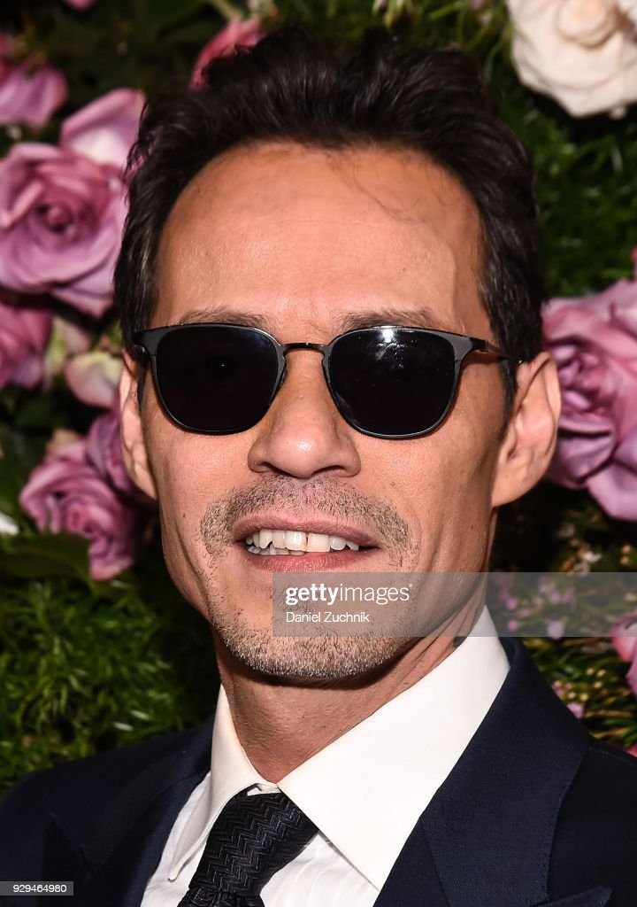 Marc Anthony attends the 2018 Maestro Cares Gala at Cipriani Wall Street on March 8, 2018 in New York City.