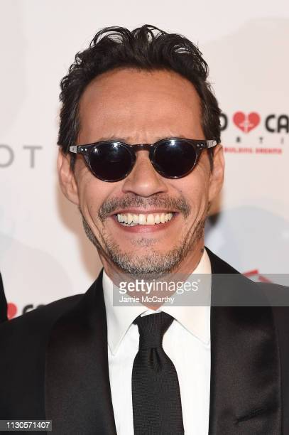 Marc Anthony attends the 2019 Maestro Cares Gala at Cipriani Wall Street on March 14 2019 in New York City