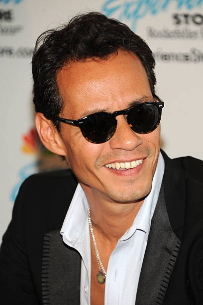 Marc anthony fan meet and greet photos and images getty images marc anthony fan meet and greet m4hsunfo