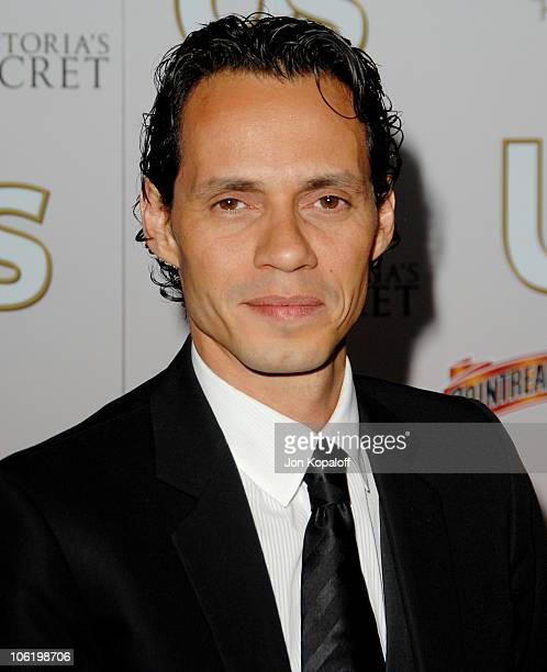 Marc Anthony during Us Weekly Presents Us' Hot Hollywood 2007 Arrivals at Sugar in Hollywood California United States